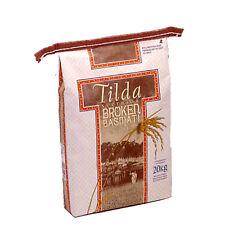 20 Kg Original Tilda Basmati Bruchreis Pure Superior Broken Basmati Rice