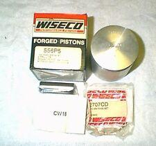 1987 1988 1989 Kawasaki KX250 Wiseco Piston Kit 556P5