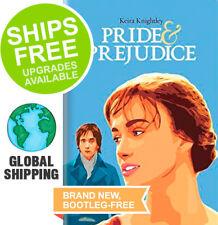 Pride & Prejudice (DVD, 2005) NEW, Pop Art Slipcover, Keira Knightley