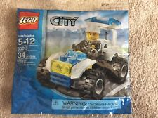 LEGO 30013 city police quad 4x4