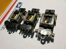 BACHMANN HO SLOT CAR 3 RUNNING CHASSIS PARTS LOT   VINTAGE
