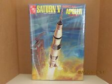 Amt Saturn V Rocket Apollo Spacecraft 1/200 Scale Kit S945 Shrink Wrapped Box