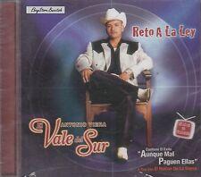 ANTONIO VIERA EL VALE DEL SUR RETO A LA LEY CD NEW NUEVO SEALED