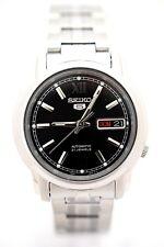 SEIKO Men SNKK81 SEIKO 5 Automatic  Retail $185 Authentic Box&Warranty SNKK81K1