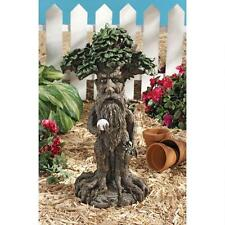 Mystical Creature Tree Ent Spirit Orb Statue Ferocious Sculpture