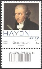 Austrian Music Postal Stamps