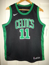 Youth Nike Kyrie Irving Boston Celtics Statement Edition Black Swingman Jersey