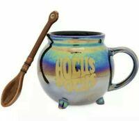 Disney - Hocus Pocus - Incandescent Mug And Spoon Set NEW IN HAND