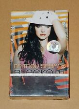 Britney Spears Blackout China Ltd Cassette Tape RARE New Sealed GLORY Not Promo