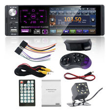 "4.1"" Single 1 DIN Car MP5 Player Bluetooth Touch Screen Stereo Radio+Camera'"