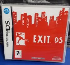 Exit  Nintendo DS New / Sealed