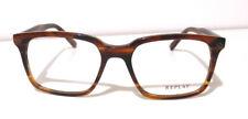 Replay Montatura Quadrata Marrone Brown Squared Eyeglasses Occhiali Italy New