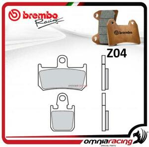 Brembo Racing Z04 front brake pad sintered compound for Yamaha YZF R1 2007>2014