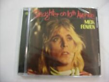 MICK RONSON - SLAUGHTER ON 10TH AVENUE - CD SIGILLATO 2009 - LUCIO BATTISTI