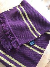 Warner Bros JK Rowling Harry Potter Studio Tour Official Gryffindor scarf