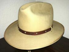 Vintage 1990s O'Farrell Custom Made Cowboy Hat - 7 Long Oval (22 1/4)