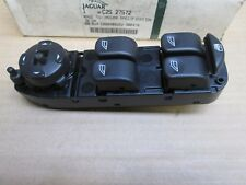 JAGUAR X- TYPE DRIVER SIDE SWITCH PACK GENUINE PART C2S 27572 GENUINE