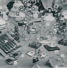 BRUXELLES 1958 -Expo Universelle Objets Souvenirs Atonium Manneken-Pis - NV 1887