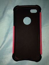 Iphone 5 Silicon And Hardback Case