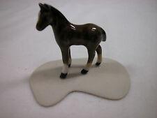 "Dollhouse Miniature Animal Porcelain Horse Colt 1.25""x1.25"" #906"