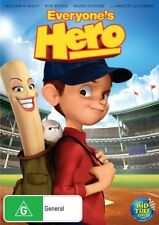 Everyone's Hero DVD NEW & SEALED - Free Postage Australia Wide