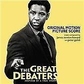 """THE GREAT DEBATERS""-FILM SOUNDTRACK 2008-JAMES NEWTON HOWARD/PETER GOLUB-SEALED"