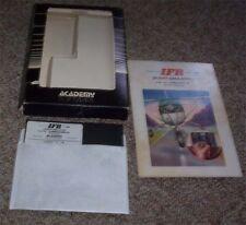 C64: IFR Flight Simulator  - Academy Software 1984