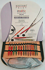 "Knitters Pride Dreamz Special 16"" Ic Short Tip Needle Set"