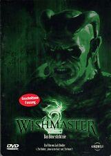Wishmaster 2 - das Böse stirbt nie , Steelbook , verschweißte Neuware