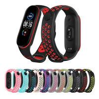 Miband 5 Silicone Wrist Strap for Xiaomi Mi Band 5 Smart Watch Fashion Bracelet