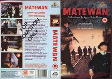 Matewan, Chris Copper Video Promo Sample Sleeve/Cover #15478