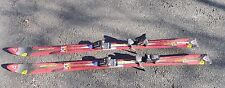 Fischer Revolution Ice Breaker DRS  skis with Marker M27 bindings