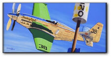 Pylon Reflections by David Mueller - Reno National Championship Air Races
