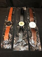 "Group Of Three ""cheap"" Watches For Men & Women - New!"