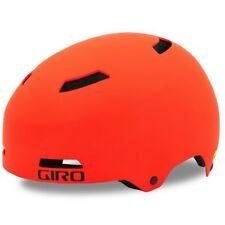 Giro Quarter Cycling Helmet (Matte Vermillion / Medium Size)