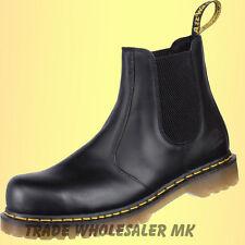 Dr. Martens Dealer AirWair Steel Toe Cap Safety Boots Chelsea Market Doc Martins