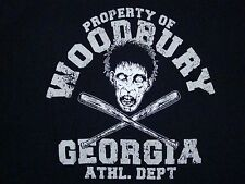 Woodbury Georgia Zombie TV Show Baseball 555 Turnpike Jeans T Shirt 5XL