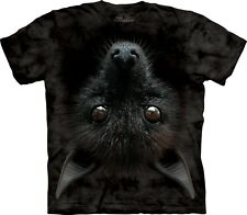 Bat Head Animal T Shirt Adult Unisex The Mountain Xx-large 1035544