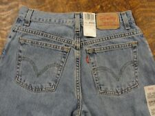 Womens 550 Levi's Vintage Stonewash Classic High Waist, Size 10S, NWT