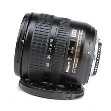 Nikon AF-S 18-70mm F3.5-4.5 G ED DX Autofocus Nikkor Lens + Manual Focus Only