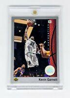 2002-03 UD Authentics Rainbow #46 Kevin Garnett /50 Minnesota Timberwolves HOF