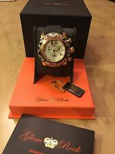 Glam Rock GR10170 Miami Diamond Accented Hand Watch