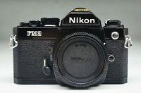 Nikon FM - 2 n Black