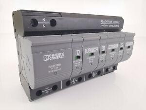 Phoenix Contact SYS-SET/2 Blitzstrom- / Überspannungsableiter 2880451 Typ 1+2