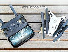 XKY Long Buttery Life 20mins Folding Drone with 1080P HD Camera