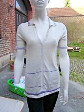 PULL MARITHE FRANCOIS GIRBAUD TAILLE 2