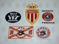 Stickers Autocollants AS MONACO FC asm football Ultras Bulls lot unité