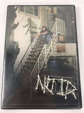 """Noir"" Inline Skate Dvd Brand New Rare Retro Rollerblade Aggressive Free Post"