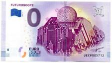 Billet Touristique - 0 Euro - France - Futuroscope (2019-3)