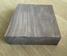 🌳Walnut Hardwood Planed Offcut 14 x 12 x 3.8cm Wood Crafts 432